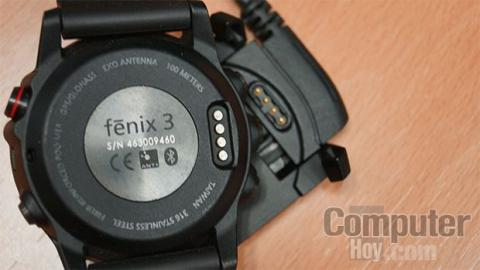 Bateria Fenix 3 Garmin