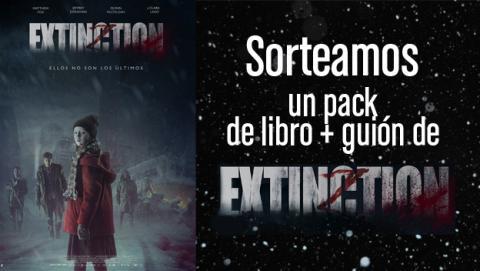 Sorteamos un pack exclusivo de EXTINCTION