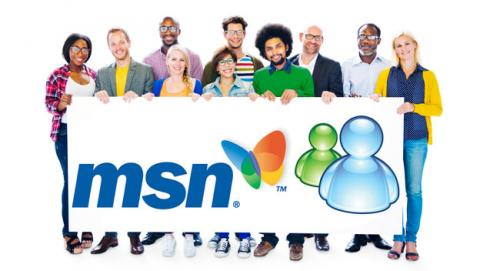 datos imprescindibles MSN Messenger