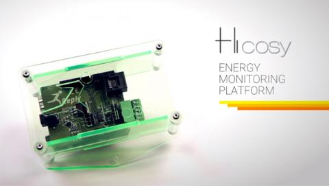 Hicosy, un dispositivo para controlar el consumo eléctrico de casa