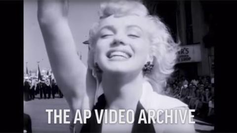 AP sube a YouTube un millón de minutos de vídeo histórico