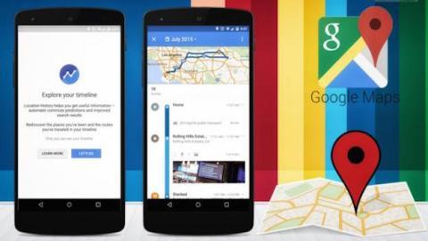 Google lanza herramienta de seguimiento timeline