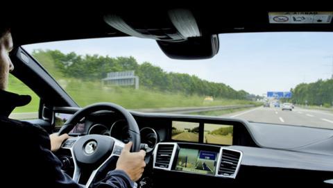 Continental cambia los retrovisores por cámaras y monitores