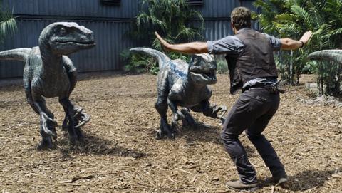 El servidor de Universal tiene copias pirata de Jurassic World