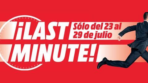 Las últimas ofertas de Media Markt España sólo duran 6 días