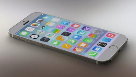 Concepto iphone 6s