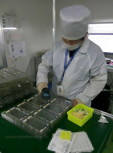 Inicia la producción del iPhone 6s