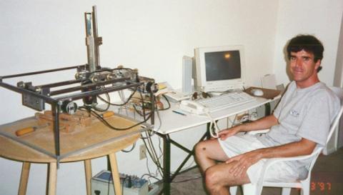 Terry Davis, programador de Dios