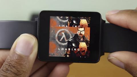 Half-Life llega a Android Wear