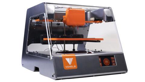 impresora 3d circuito