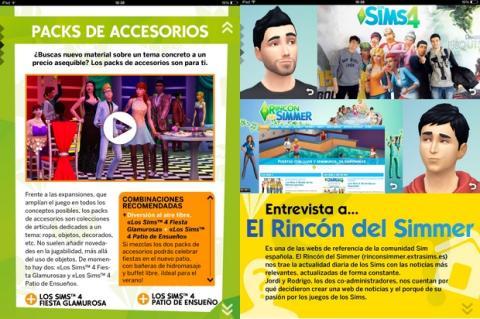 Revista Oficial de los Sims Número 16