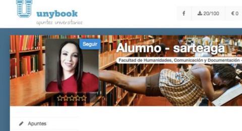 Invita a tus compañeros en Unybook