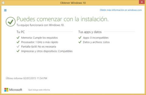 Como preparar ordenador para instalar Windows 10