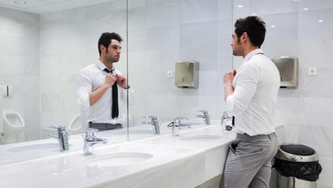 Este espejo te dice cuando estás enfermo