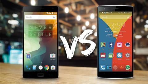 Diferencias entre OnePlus Two y OnePlus One; características y especificaciones