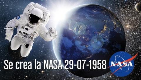curiosidades impactantes NASA