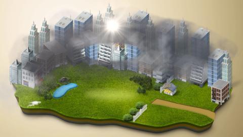Smog Free Tower, el purificador de aire más grande del mundo
