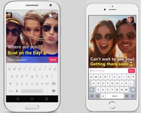 Yahoo lanza Livetext