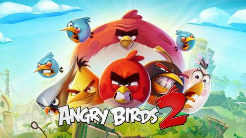 Descarga Angry Birds 2 movil tablet Android iPhone