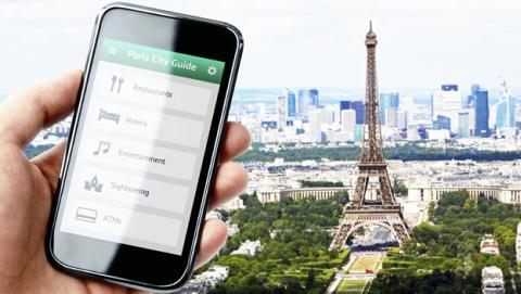 Las 7 mejores guías de viaje para tu móvil