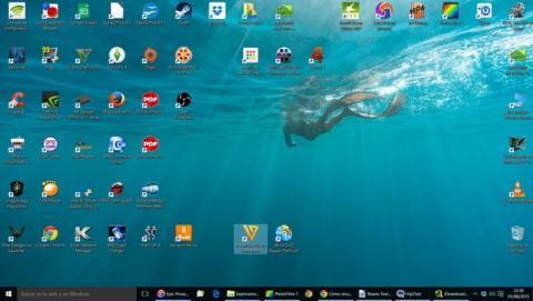 Cómo recuperar 20 GB de espacio tras instalar Windows 10.