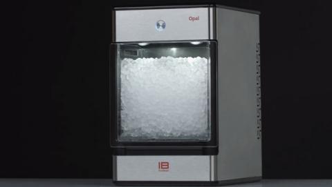 Opal, la máquina de hielo portátil para tu hogar