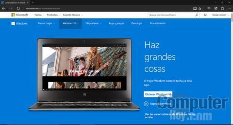 Microsoft Edge análisis