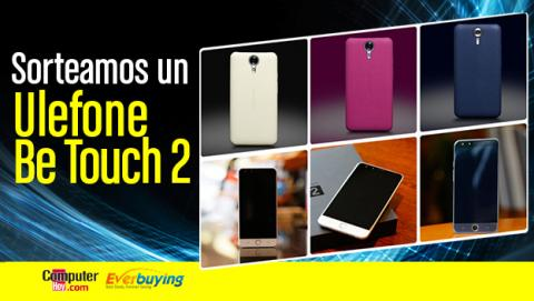 Consigue un Ulefone Be Touch 2 gracias a Everbuying