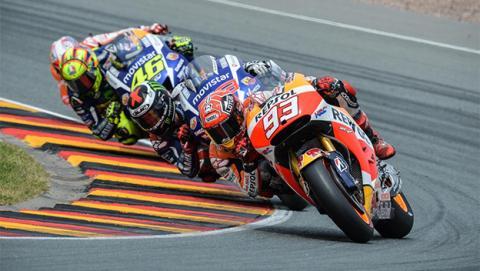 Dónde ver online y en directo MotoGP: Gran Premio de Indianápolis 2015 en Internet