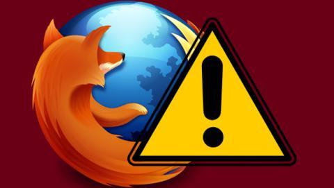 Grave vulnerabilidad llama a actualizar Firefox con urgencia