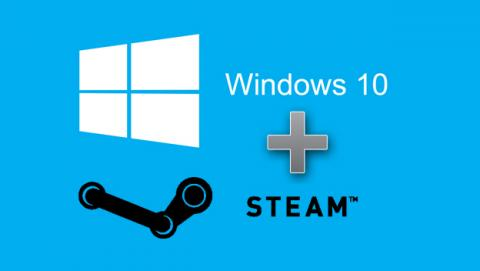 Windows 10 apoya a Steam