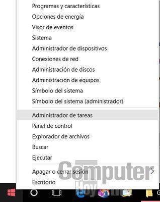 Cómo personalizar el Botón de Inicio en Windows 10