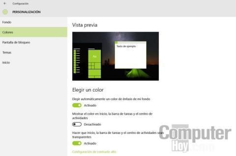 Cómo configurar la barra de tareas de Windows 10