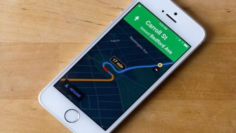 Google Maps incluye Modo Nocturno para usuarios de iPhone