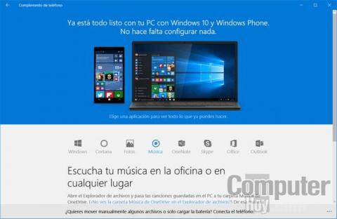 Cómo sincronizar tu smartphone o tablet Android, iOS o Windows Phone con Windows 10