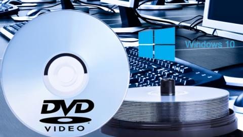 Windows 10 reproductor DVD