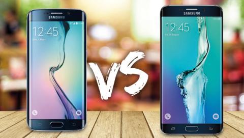 Samsung Galaxy S6 Ege+ o Galaxy S6 Edge ¿Cuáles son las mejoras?