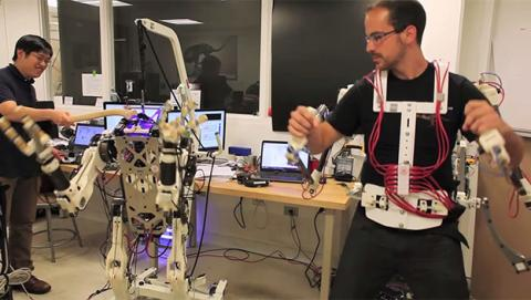 Hermes, el robot del MIT con reflejos humanos diseñado para salvar vidas