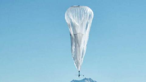 sri lanka google project loon