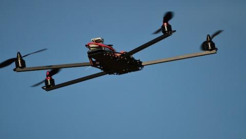 Volar un dron en estos lugares podría salirte muy caro