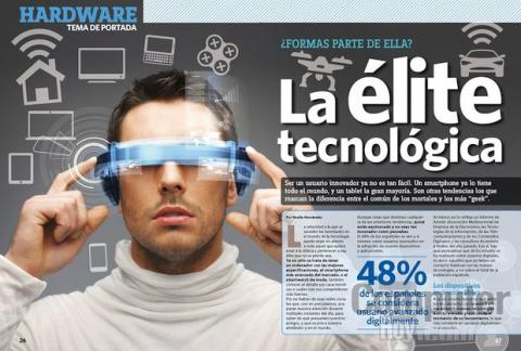 La élite tecnológica