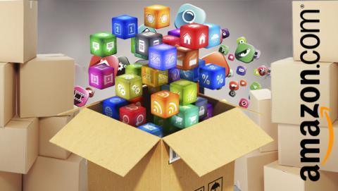 Amazon regala 40 apps y juegos valorados en 90 euros