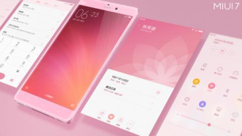 Xiaomi MIUI 7 Mi Wi-Fi nano presentados oficialmente