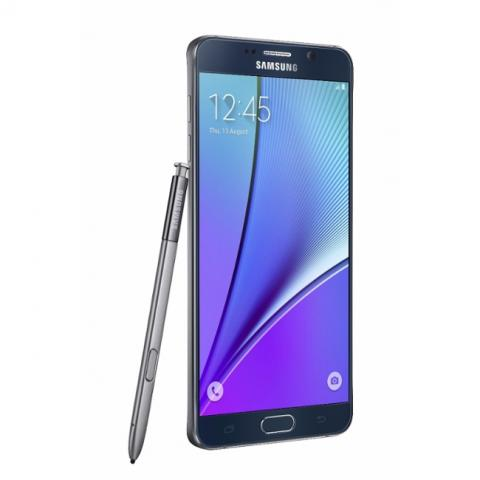 El Samsung Galaxy Note 5 en imágenes