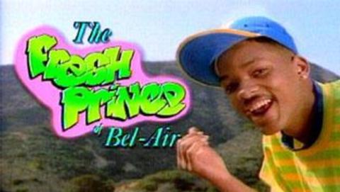 príncipe del bel air will smith