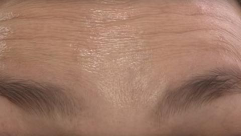 Piel CGI humana