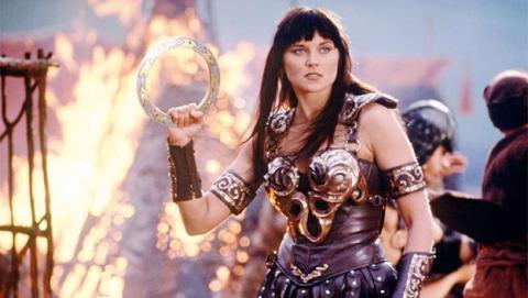 Confirmado el regreso de Xena, la princesa guerrera