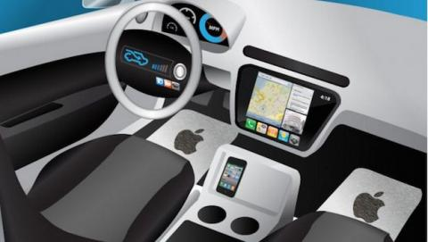 coche inteligente apple
