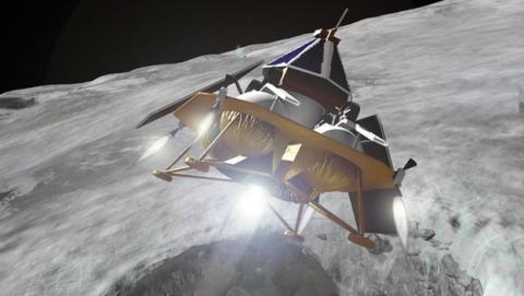 Tus cenizas podrán ser enterradas en la Luna.