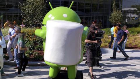 Google anuncia el nombre completo de Android M: Marshmallow